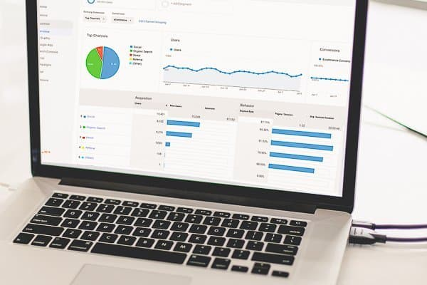 post on how to track blog traffic in google analytics