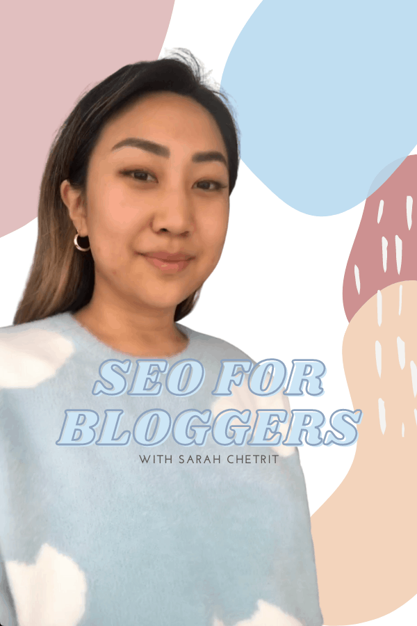 Not Your Average SEO Course for Bloggers
