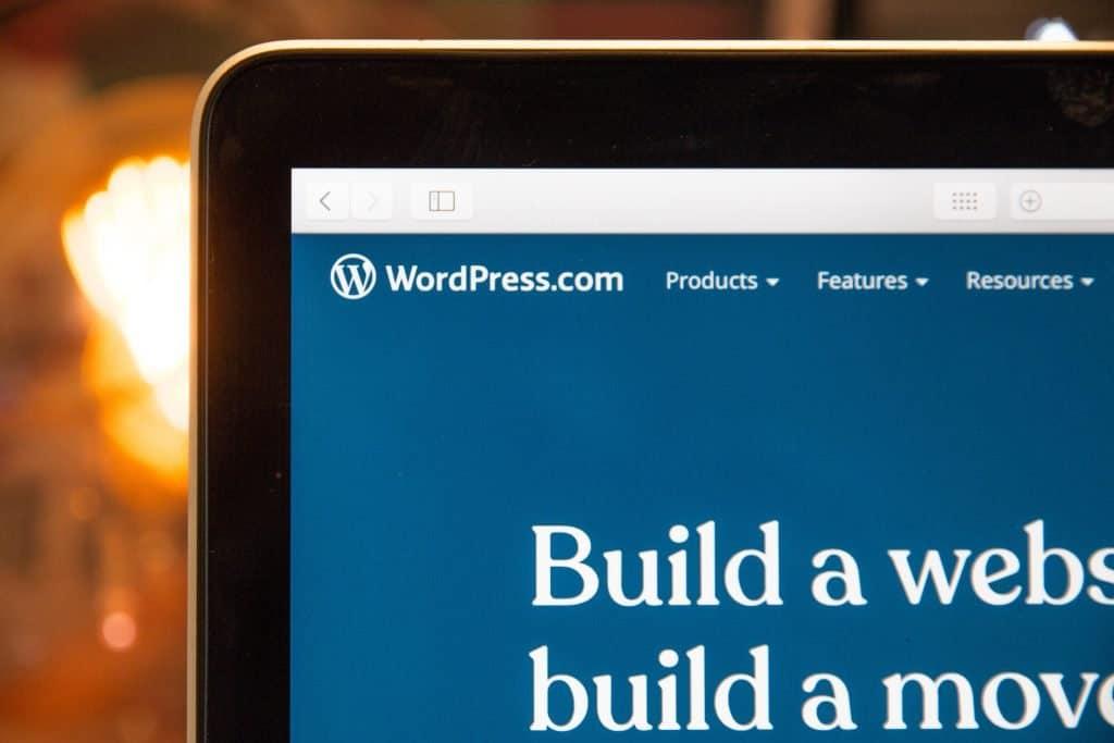 Between Wix vs Squarespace vs WordPress, I chose a WordPress blog.
