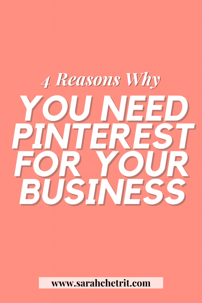pin for this post on benefits of pinterest for business